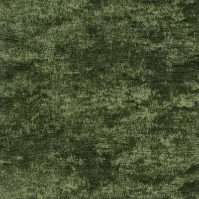 B9405 Forest Fabric: E29, GREEN CHENILLE, WOVEN CHENILLE, TEXTURED CHENILLE, SOLID GREEN CHENILLE