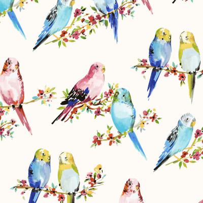 B9412 Multi Fabric: E38, E30, BIRD, ANIMAL PRINT, BIRD PRINT, FLORAL PRINT, COTTON PRINT