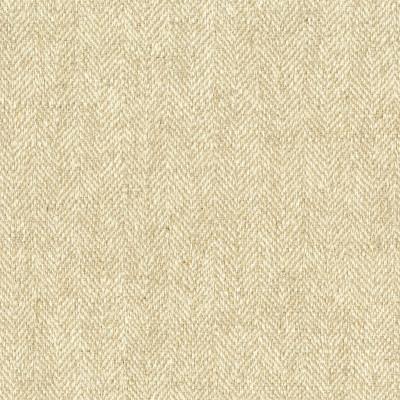 B9425 Linen Fabric: E30, PERFORMANCE HERRINGBONE, PERFORMANCE FABRIC, HERRINGBONE, WOVEN HERRINGBONE, NEUTRAL, LIGHT SAND