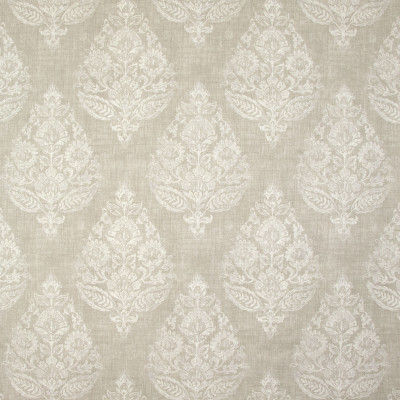 B9426 Natural Fabric: E37, E30, MEDALLION PRINT, FLORAL PRINT, LINEN PRINT, VINTAGE PRINT, LARGE SCALE MEDALLION PRINT