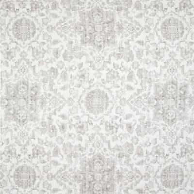 B9444 Ash Fabric: E37, E31, GREY LINEN PRINT, GRAY LINEN PRINT, LARGE SCALE MEDALLION PRINT, VINTAGE PRINT