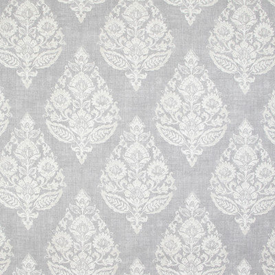 B9446 Stone Fabric: E37, E31, GRAY MEDALLION PRINT, GREY MEDALLION PRINT, LARGE SCALE MEDALLION, INDIAN BLOCK PRINT INSPIRED