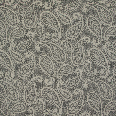 B9459 Black Tan Fabric: E31, LARGE SCALE PAISLEY, PAISLEY, BLACK, ONYX, MIDNIGHT
