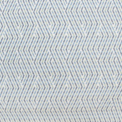 B9471 Laguna Fabric: E32, BLUE GEOMETRIC, BLUE DOT, BLUE DIAMOND, GEOMETRIC, WOVEN, MULTICOLORED