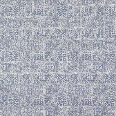 B9474 Ocean Fabric: E32, BLUE GEOMETRIC, CONTEMPORARY BLUE, SQUARE