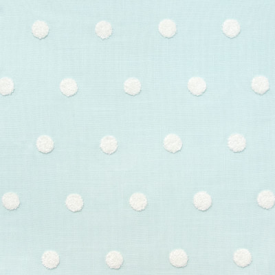 B9503 Eggshell Fabric: E33, LIGHT BLUE DOT, BLUE EMBROIDERY, BLUE AND WHITE DOT, LIGHT BLUE EMBROIDERY, ROBINS EGG BLUE EMBROIDERY, POLKA DOT