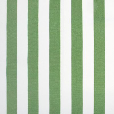 B9516 Verde Fabric: E33, GREEN STRIPE, AWNING STRIPE, WIDE STRIPE, WIDE WIDTH STRIPE, APPLE GREEN STRIPE, GREEN AND WHITE STRIPE