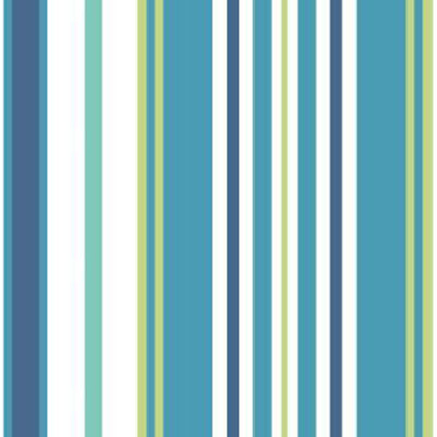 B9527 Isle Waters Fabric: E38, E33, MULTICOLORED STRIPE, GREEN STRIPE, BLUE STRIPE, AQUA STRIPE