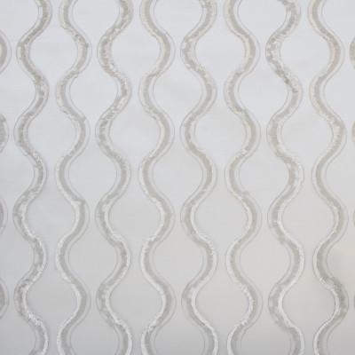 B9565 Truffle Fabric: E34, LATTICE EMBROIDERY, OGEE EMBROIDERY, WAVE EMBROIDERY, FRINGE EMBROIDERY, EYELASH, EYE LASH