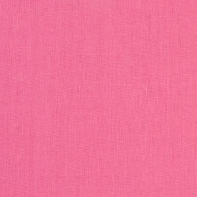 B9598 Bubblegum Fabric: E35, LINEN WOVEN, LINEN, SOLID LINEN, BRIGHT PINK, JUVENILE PINK, BUBBLEGUM PINK