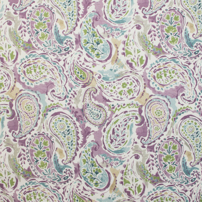 B9628 Sugarplum Fabric: E36, PURPLE PAISLEY PRINT, PURPLE PRINT, LARGE SCALE PAISLEY PRINT, COTTON PRINT