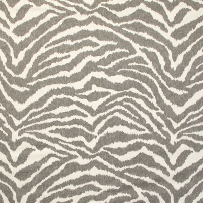 B9631 Thunder Fabric: E36, GRAY ANIMAL SKIN, GREY ANIMAL SKIN, CHARCOAL, LARGE SCALE ANIMAL SKIN, TIGER SKIN, TIGER PRINT, TIGER PATTERN