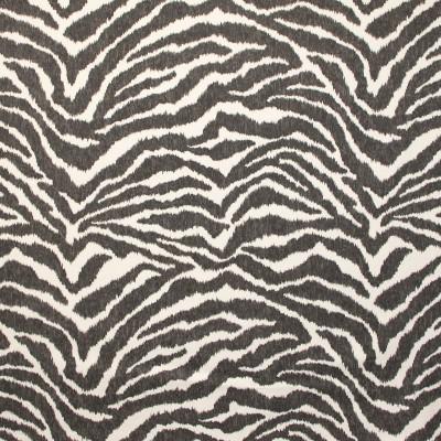 B9632 Pepper Fabric: E36, GRAY ANIMAL SKIN, GREY ANIMAL SKIN, CHARCOAL, LARGE SCALE ANIMAL SKIN, TIGER SKIN, TIGER PRINT, TIGER PATTERN