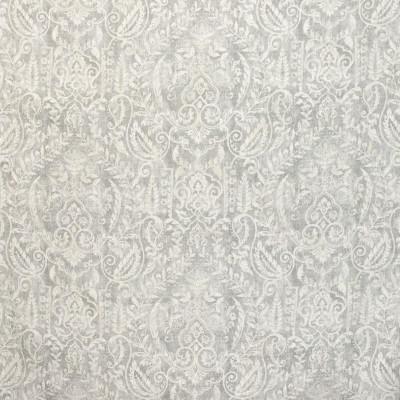 B9664 Pewter Fabric: E37, GRAY SCROLL, GREY SCROLL, LIGHT GREY SCROLL, LIGHT GRAY SCROLL, GRAY MEDALLION PRINT