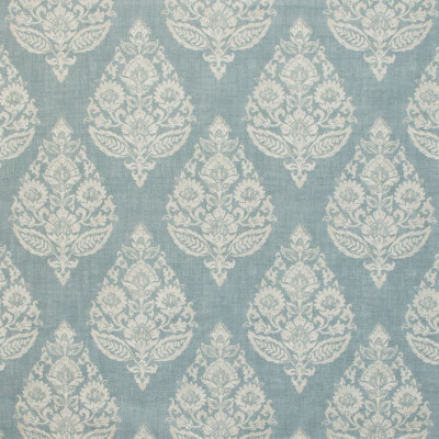 B9671 Spa Fabric: E37, LIGHT BLUE FLORAL PRINT, AQUA PRINT, MEDALLION PRINT, SPA BLUE PRINT