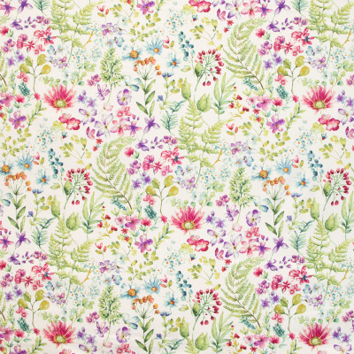 B9691 Summer Fabric: E38, PINK FLORAL PRINT, SMALL SCALE FLORAL PRINT, BLUSHING PINK FLORALS