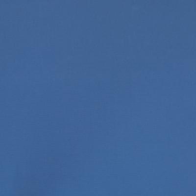 B9698 Batik Blue Fabric: E38, SOLID BLUE CANVAS, WOVEN CANVAS, COTTON CANVAS, MEDIUM BLUE, OCEAN BLUE