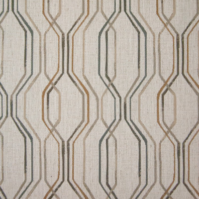 B9743 Stone Fabric: E39, NEUTRAL LATTICE, NEUTRAL GEOMETRIC, SAND, WHEAT, BEIGE, KHAKI, TAUPE, GEOMETRIC