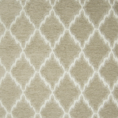 B9755 Khaki Fabric: E66,E39, LARGE SCALE DIAMOND, DIAMOND IKAT, DIAMOND, GEOMETRIC, JACQUARD IKAT, LARGE SCALE GEOMETRIC, TAUPE, SAND, BEIGE