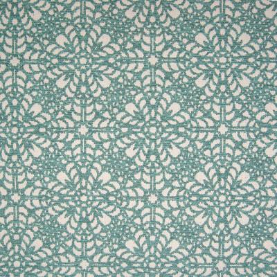 B9784 Aqua Fabric: E40, LARGE SCALE FLORAL, FLORAL JACQUARD, MEDIUM SCALE FLORAL, TEAL, AQUA, ISLANDER, PEACOCK
