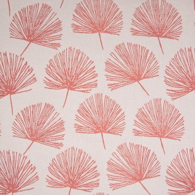 B9834 Peach Fabric: E41, PINK FLORAL, CORAL FLORAL, MEDIUM SCALE FLORAL, POPPY, CITRUS, FLORAL JACQUARD