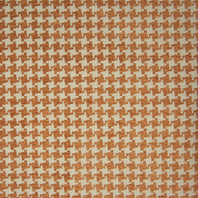 B9847 Citrus Fabric: E41, HOUNDSTOOTH, ORANGE HOUNDSTOOTH, ORANGE GEOMETRIC, SMALL SCALE GEOMETRIC, CHAIR SCALE HOUNDSTOOTH, CITRUS, APRICOT
