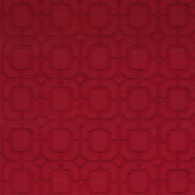 B9853 Ruby Fabric: E41, RED GEOMETRIC, LIPSTICK RED GEOMETRIC, RED MATELASSES, RED MATELASSES, BRIGHT RED, WOVEN RED