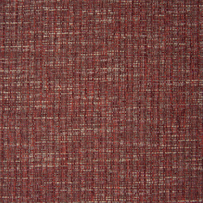 B9860 Pomegranate Fabric: E41, CHUNKY TEXTURE, WOVEN TEXTURE, MULTICOLORED TEXTURE, RED TEXTURE, POPPY RED, POMEGRANATE, RED PURPLE, PURPLE RED