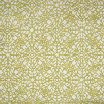 B9868 Citrine Fabric: E41, FLORAL, JACQUARD FLORAL, CITRUS FLORAL, LARGE SCALE FLORAL, CHENILLE FLORAL, FLORAL CHENILLE, CITRINE