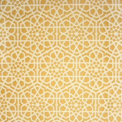 B9897 Gold Fabric: E41, FLORAL MATELASSES, GEOMETRIC MATELASSES, LARGE SCALE FLORAL, LARGE SCALE GEOMETRIC