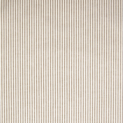 F1000 Fawn Fabric: E42, TICKING STRIPE, TICKING FABRIC, STRIPE, NEUTRAL TICKING, NATURAL TICKING, WOVEN