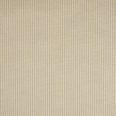 F1010 Linen Fabric: E42, TICKING STRIPE, TICKING FABRIC, STRIPE, NEUTRAL TICKING, NATURAL TICKING, WOVEN