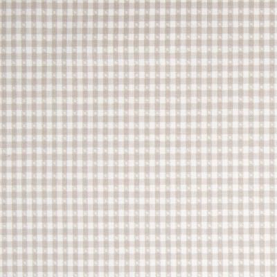 F1028 Macadamia Fabric: E42, DOBBY CHECK, WOVEN CHECK, SMALL SCALE CHECK, CHECK, NEUTRAL, BEIGE, GREIGE