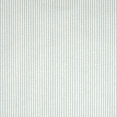 F1080 Blue Grass Fabric: E43, LIGHT BLUE PINSTRIPE, LIGHT BLUE STRIPE, MINISTRIPE, PINSTRIPE, WOVEN STRIPE, SPA BLUE STRIPE