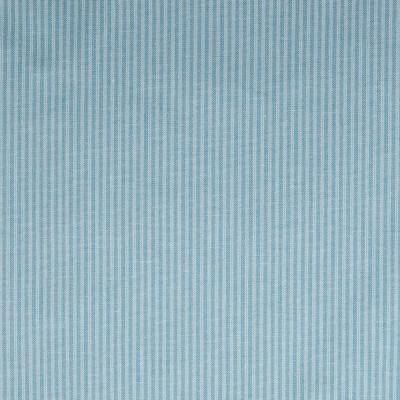 F1090 Blue Fabric: E43, BLUE STRIPE, PINSTRIPE, MINISTRIPE, SKY BLUE PINSTRIPE, THIN STRIPE