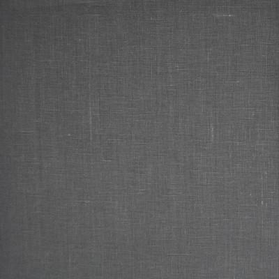 F1120 Charcoal Fabric: E45, GRAY LINEN, WOVEN LINEN, LINEN BLIEND, GREY LINEN, TEXTURED LINEN