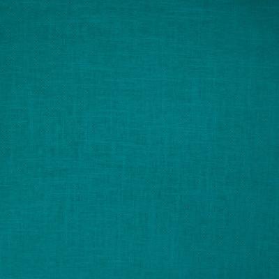 F1126 Peacock Fabric: E45, TEAL LINEN, AQUA LINEN, LINEN BLEND, TEXTURED LINEN