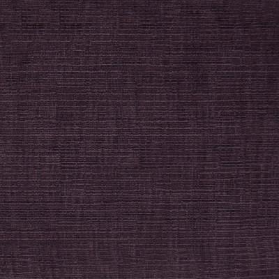 F1139 Aubergine Fabric: E46, PURPLE CHENILLE, PURPLE TEXTURE, EGGPLANT WOVEN