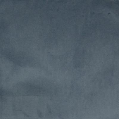 F1161 Slate Fabric: E50, BLUE GRAY VELVET, SLATE, BLUE VELVET, SOFT VELVET, PLUSH VELVET