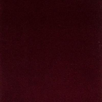 F1184 Wine Fabric: E44, VELVET, SOLID VELVET, PLUSH VELVET, LUSH VELVET, SILKY VELVET, POLYSTER VELVET