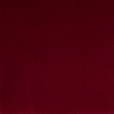 F1185 Garnet Fabric: E44, VELVET, SOLID VELVET, PLUSH VELVET, LUSH VELVET, SILKY VELVET, POLYSTER VELVET