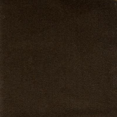F1209 Espresso Fabric: E44, VELVET, SOLID VELVET, PLUSH VELVET, LUSH VELVET, SILKY VELVET, POLYESTER VELVET