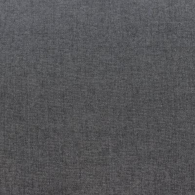 F1244 Coal Fabric: E53, GRAY SOLID CHENILLE, ESSENTIALS, ESSENTIAL FABRIC, WOVEN