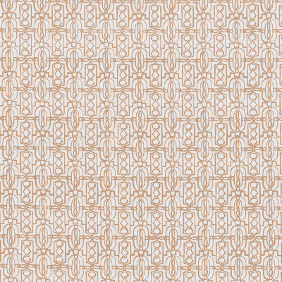 F1259 Pearlized Fabric: E54, LATTICE, MEDALLION, GEOMETRIC, CONTEMPORARY, AZTEC, GOLD, METALLIC, PRINT, COTTON, COTTON PRINT, 100% COTTON, MADE IN USA