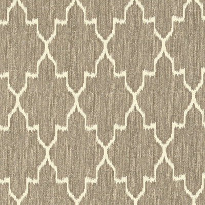 F1273 Linen Fabric: E54, LARGE SCALE DIAMOND, IKAT, IKAT DIAMOND, LARGE SCALE IKAT, GEOMETRIC IKAT, SOUTHWEST IKAT, NEUTRAL IKAT