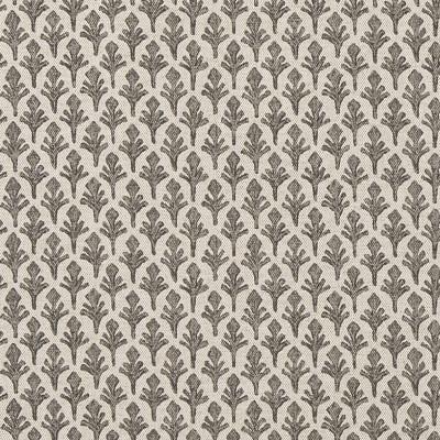 F1287 Stone Fabric: E54, SMALL SCALE FLORAL PRINT, FLORAL PRINT, FLORAL DOT, COTTON PRINT, CHARCOAL, SLATE