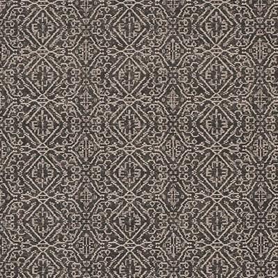 F1289 Grey Fabric: E54, GEOMETRIC PRINT, CHARCOAL GEOMETRIC PRINT, SLATE, GRAY, SOUTHWEST INSPIRED, SMALL SCALE PRINT