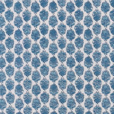 F1300 Seaside Fabric: E55, BLUE FLORAL PRINT, COTTON FLORAL PRINT, INDIGO FLORAL PRINT, SMALL SCALE FLORAL PRINT, SMALL SCALE PRINT, BLUE PRINT, INDIGO PRINT, OCEAN, COASTAL INSPIRED