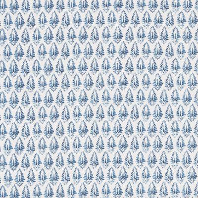 F1309 Azure Fabric: E55, SMALL SCALE FLORAL PRINT, BLUE AND WHITE FLORAL PRINT, BLUE FLORAL PRINT, BLUE COTTON PRINT, BLUE DOTTED PRINT, POLKA DOT PRINT