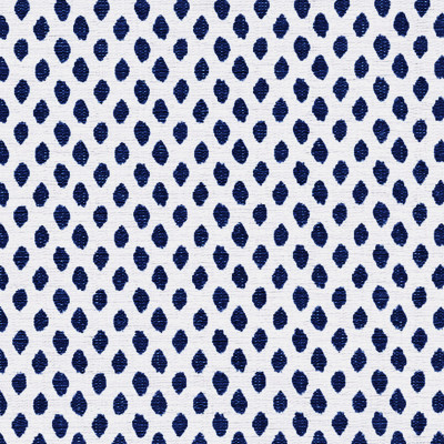 F1316 Midnight Fabric: E55, DOT, POLKA DOT, PRINT, COTTON, 100% COTTON, COTTON PRINT, MADE IN USA, MIDNIGHT, BLUE